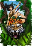 Katy Perry Roar cover poster by khriztian