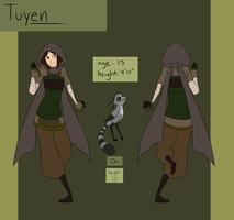 Tuyen - Lv 3 by hyperionwitch
