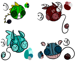 Button Bell Adoptables ((CLOSED)) by Adoptables-On-Board