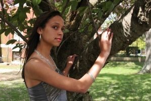 Under The Cherry Tree by ChrisTheJeweler