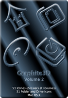 Graphite3D, Volume 2 - Mac by mulletrobz