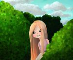 Young Rapunzel by talewood