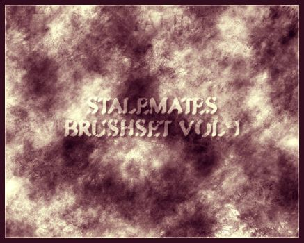Stalemate's Brush Set Vol 1 by XxStaLeMaTexX