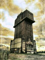 Lonely Tower 3 by waclawq