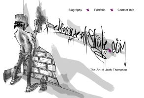 home page by SonnySixkiller