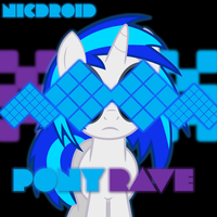 PONY RAVE (NicDroid Original Mix) is Out by NicDroidPH