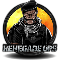 Renegade Ops Icon by Kamizanon