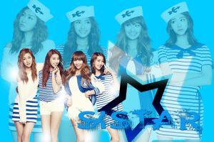 Sistar Wallpaper by AHRACOOL