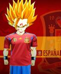 Spain by SonGohan10