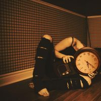 Time Has Made Me Weak. by Dastorm-Photography