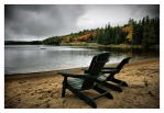 Muskoka Fall by jasonwilde