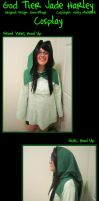 Jade Harley God Tier Cosplay by HareyuNanami