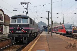 0450 004-1 and a Desiro in Budapest by morpheus880223