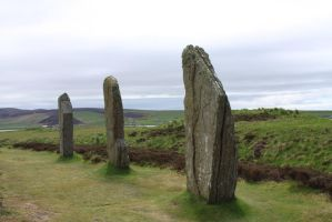 Ring of Brodgar by SabreJaw