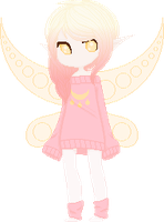 .:Sweater Faerie:. by animelife4ever