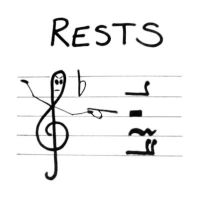 Rests by FluteJazz