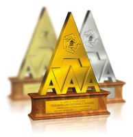 Auc Advertising Award by HassanyDesign