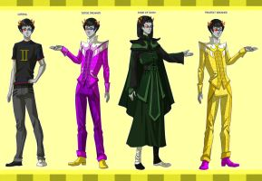 Sollux Designs by EiraQueenofSnow
