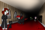.:The Witch's House:. Organization Antics by CutesieArt