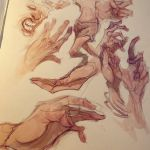 Rsketches by vincenthachen