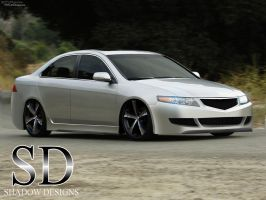 ACURA TSX by shadowchoper
