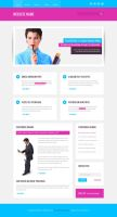 Clean Business Template by rafimit