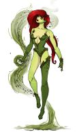 Ivy the Powerful by ViperiumPrime