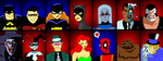 Batman The Animated Series Gallery by Marty--McFly