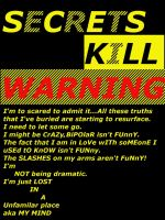 Secret. 12440 by DeviantArtSecret