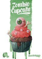 Monsterlicious - Zombie Cupcake by brunoces