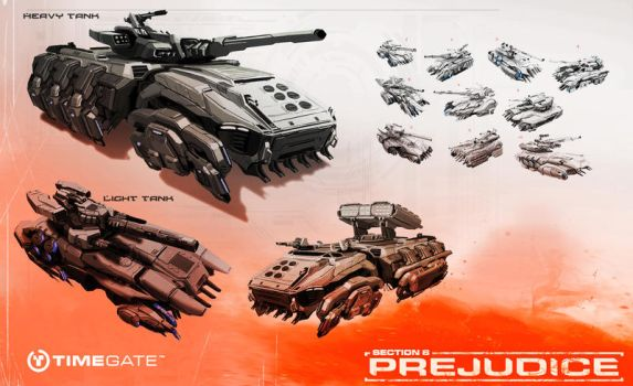 Tank concept by neisbeis