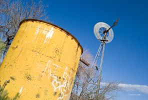 Water Tank of Love by DavidMCoyle