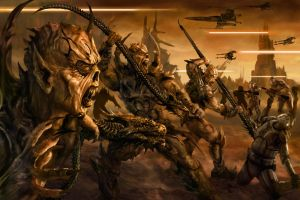 Yuuzhan Vong profile: PC Tournament by Master-of-the-Boot