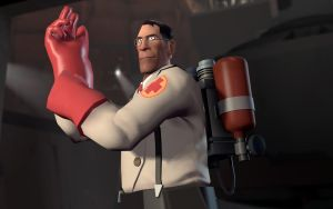 TF2 In Action - Medic by AmberReaper