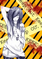 .:Keep Out of My Heart:. by capochi