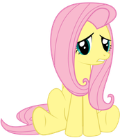 Fluttershy Needs a Hug by ABadCookie