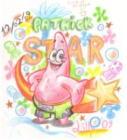 Patrick color by LillayFran