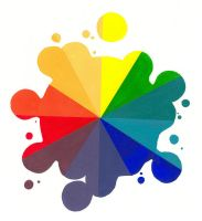 Color Wheel by Eeni