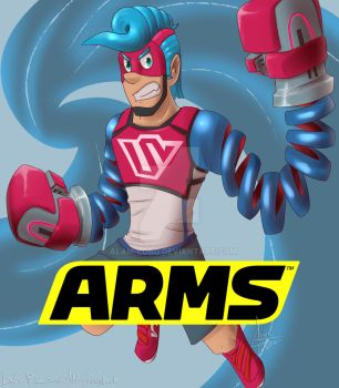 Arms/ Spring-Man by Alam-Lobo