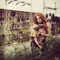 Puppies by psychiatrique