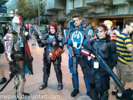 Pax 2013 Mass Effect by nwpark