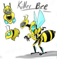 The Rise of Killer Bee by StrixMoonwing