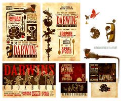 Darwin's Cookbook by Altalamatox