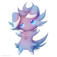 Espurr Paint Sketch by eldrige