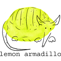 Icon: Lemon Armadillo by SheWolfey