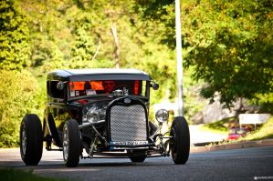Hot Rod by Attila-Le-Ain