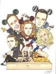 mickey mouse club by JYF1982
