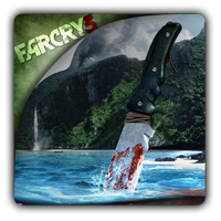 Farcry 3 v3 icon by Themx141