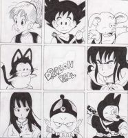 Dragon Ball by thedarksoldier444