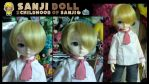 Sanji custom doll by doroooo